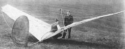 The Pilcher Bat Glider - 1895
